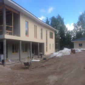 Uudisrakentaminen pk-seutu SPB Group Helsinki Oy