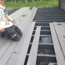 Terassin pinnan uusiminen SPB Group Helsinki Oy