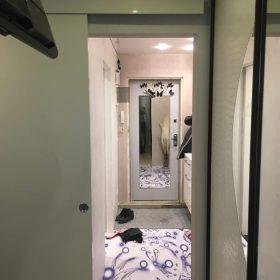 Kylpyhuoneen laatoitusta SPB Group Helsinki Oy