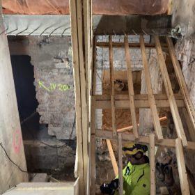 betonivaletut portaat ja tasanne runko SPB Group Helsinki Oy