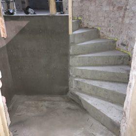Valmiit kierreportaat betonista SPB Group Helsinki Oy