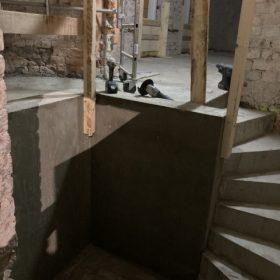 Valmiit betoniportaat SPB Group Helsinki Oy