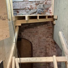 portaiden rakentaminen SPB Group Helsinki Oy